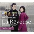夢想家3CD套裝∼普賽爾、布洛薩&拉威斯 La Reveuse / Oeuvres de Brossard, Purcell & Lawes