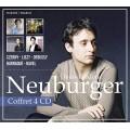 紐布傑4CD套裝∼徹爾尼、李斯特、德布西、巴拉凱&拉威爾 Neuburger / Oeuvres de Czerny, Heller, Bach, Chopin, Liszt