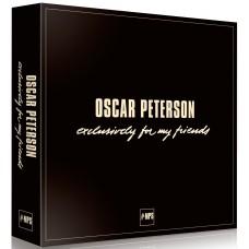 奧斯卡.彼德森 / 獻給你 我的摯友 Oscar Peterson / Exclusively For My Friends (六張黑膠套裝)