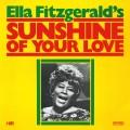 艾拉.費茲潔拉 / 愛的陽光 Ella Fitzgerald / Sunshine Of Your Love (黑膠)