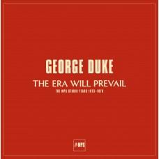 喬治杜克 : 生生不息 George Duke:The Era Will Prevail (六片裝黑膠)