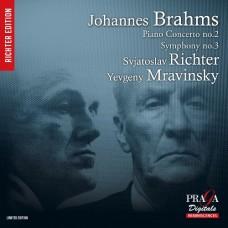 布拉姆斯:第二號鋼琴協奏曲、第三號交響曲 Brahms:Piano Concerto No.2 & Symphony No.3