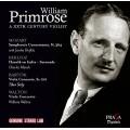 W. Primrose, a 20th C. Violist