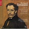 理查史特勞斯:唐璜、提爾愉快的惡作劇、最後四首歌、死與變容 R. Strauss:Don Juan, Till Eulenspiegel, Four Last Songs & Tod und Verklärung