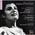 凱瑟琳.費莉亞演唱布拉姆斯、馬勒、葛路克 K. Ferrier / Brahms, Mahler, Gluck