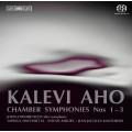 卡列維.阿侯:室內交響曲第一~三號 Kalevi Aho – Chamber Symphonies Nos 1–3