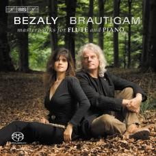 給長笛與鋼琴的傑作集 Bezaly and Brautigam - Masterworks for Flute and Piano