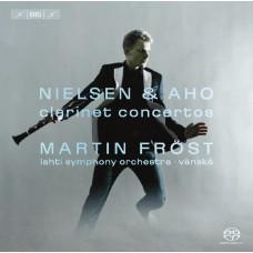 尼爾森、阿侯:豎笛協奏曲 Nielsen & Aho:Clarinet Concertos