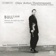 歐拉夫.安東.湯瑪森:布爾之眼、請傾聽我的耳語、華彩段落練習曲「如歌」 Olav Anton Thommessen:BULL's eye