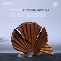布列頓:弦樂四重奏 Britten:String Quartets