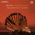 布列頓:第一、三號弦樂四重奏 Britten:String Quartets Nos 1 & 3