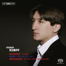 穆索斯機、拉威爾、巴拉基列夫:鋼琴作品 Mussorgsky · Ravel · Balakirev