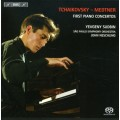 柴可夫斯基 & 梅特納:第1號鋼琴協奏曲 Tchaikovsky & Medtner:First Piano Concertos