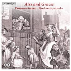 18世紀蘇格蘭曲調與倫敦奏鳴曲 Airs and Graces - Scottish Tunes and London Sonatas