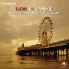 華爾頓:第一、二號交響曲 Walton:The Symphonies