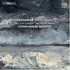 史坦哈瑪:弦樂四重奏 Stenhammar:String Quartets