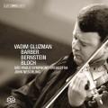 巴伯、伯恩斯坦、布洛赫:小提琴作品 BARBER / BERNSTEIN / BLOCH