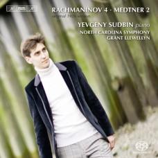 拉赫曼尼諾夫:第四號鋼琴協奏曲、梅特納:第二號鋼琴協奏曲 Rachmaninov 4 – Medtner 2