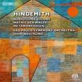 亨德密特:管弦作品~畫家馬蒂斯、高貴的景象、韋伯主題交響變形 Hindemith:Orchestral Works