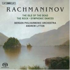 拉赫曼尼諾夫:交響舞曲、死之島、岩石 Rachmaninov:Symphonic Dances, The Isle of the Dead & The Rock