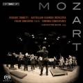 莫札特:第三、五號小提琴協奏曲 Mozart:Violin Concertos Nos 3 & 5 etc.