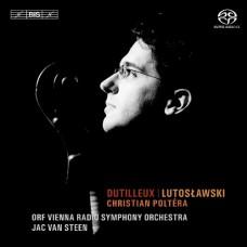 杜悌尤、魯托斯瓦夫斯基:大提琴協奏曲 Dutilleux / Lutosławski:Cello Concertos