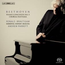 貝多芬:第五號鋼琴協奏、合唱幻想曲 Beethoven:Piano Concerto No.5 & Choral Fantasia