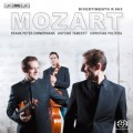 莫札特:嬉遊曲K563、舒伯特:弦樂三重奏D471 Mozart:Divertimento in E flat major, K563、Schubert:String Trio in B flat major, D471