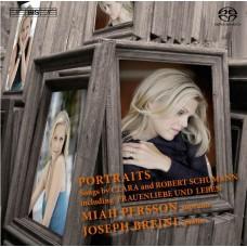 愛的素描~舒曼夫妻歌曲選 Portraits – songs by Clara and Robert Schumann