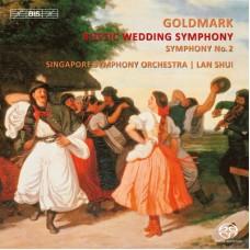 戈德馬克:鄉村婚禮交響曲 Goldmark:Rustic Wedding Symphony