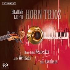 布拉姆斯 & 李蓋悌:法國號三重奏 Brahms & Ligeti:Horn Trios