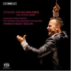 理查史特勞斯:英雄生涯、最後四首歌 R.Strauss:Ein Heldenleben, Four Last Songs