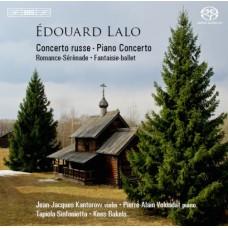 拉羅:俄羅斯協奏曲 Lalo:Concerto russe