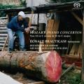 莫札特:第24、25號鋼琴協奏曲 Mozart:Piano Concertos Nos. 24 and 25