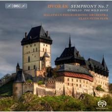 德佛札克:第七號交響曲、奧泰羅、野鴿 Dvorak:Symphony No.7、Othello、The Wild Dove