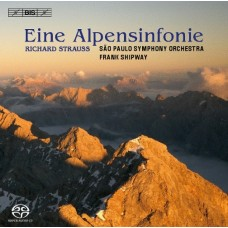 理查.史特勞斯:阿爾卑斯交響曲 R.Strauss:Eine Alpensinfonie