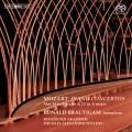 莫札特:第19 & 23 號鋼琴協奏曲 Mozart:Piano Concertos Nos. 19 & 23