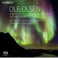 歐爾森:管弦作品~奧丁出巡、第一號交響曲、長號協奏曲 Olsen:Orchestral Works