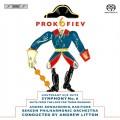 普羅高菲夫:第六號交響曲、「基傑中尉」組曲、「三橘之戀」組曲 Prokofiev:Symphony No.6