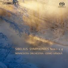 西貝流士:第一、四號交響曲 Sibelius:Symphonies Nos. 1 & 4