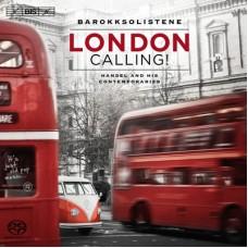英倫情懷~韓德爾與同時代作曲家作品 London Calling~Handel and his contemporaries