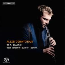 莫札特:雙簧管作品 Mozart:Music for the Oboe