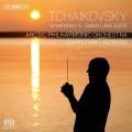 柴可夫斯基:第五號交響曲、天鵝湖組曲 Tchaikovsky:Symphony No.5; Swan Lake Suite