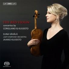 紅色小提琴 - 科里利亞諾 & 庫西斯托的協奏曲 The Red Violin – concertos by Corigliano & Kuusisto