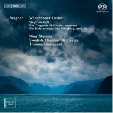 華格納:魏森東克歌曲集、序曲集 Wagner:Wesendonck Lieder, etc.