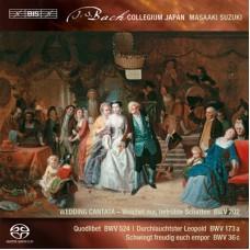 巴哈:世俗清唱劇第3集 Bach:Secular Cantatas Vol. 3