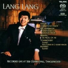 郎朗首張個人鋼琴專輯  Lang Lang