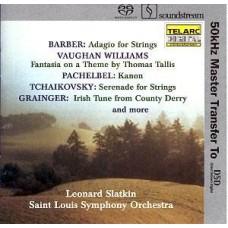 佛漢-威廉士、巴伯、葛人傑、佛瑞、薩提 Vaughan Williams、Baber、Grainger、Faure、Satie