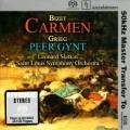 比才:卡門組曲╱葛利格:皮爾金組曲 Bizet:Carmen Suite╱Grieg:Peer Gynt Suite