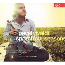 韋瓦第:四季、巴哈:雙小提琴協奏曲 Vivaldi:The Four Seasons、Bach:Concerto for Two Violins